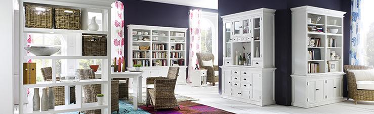 Boekenkasten online kopen bij meubelen online - Eigentijdse boekenkasten ...