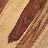 Meubelen-Online - Salontafel Bogur rond 80x35 cm massief hout
