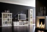 Nova solo - TV-meubel Wittevilla 180cm wit met lades en open vakken sfeer