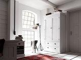 Nova solo - Kledingkast Wittevilla met deuren en lades sfeer