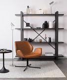 Meubelen-Online - Fauteuil Nikki bruin design merk Zuiver sfeer