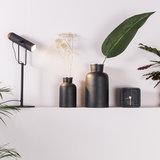 Zuiver - Tafellamp Marlon zwart Led bureaulamp sfeer
