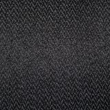 Meubelen-Online - Fauteuil Hertford stof donker grijs met hout losse stof
