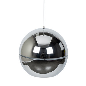 Hanglamp Seventies chroom 50cm merk Zuiver