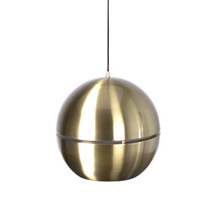 Hanglamp Seventies goud 40cm merk Zuiver
