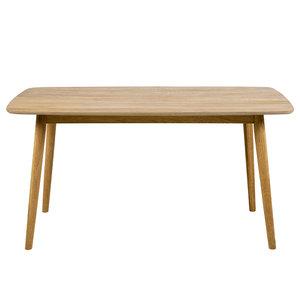 Eettafel Ontario eiken hout design 180x90cm