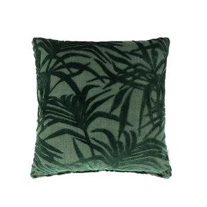 Kussen Miami groen van Zuiver