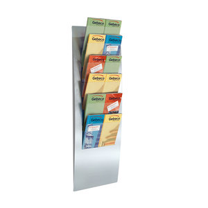 Kerkmann - Folderhouder Counter 6 vak wand display