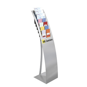 Kerkmann - Folderhouder Counter 7 vak vloer display