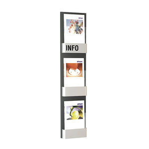 Kerkmann - Folderhouder Info wand display