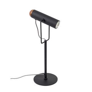 Zuiver - Tafellamp Marlon zwart Led bureaulamp