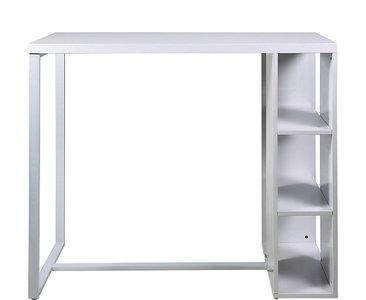 Bartafel Homebar wit hoogglans