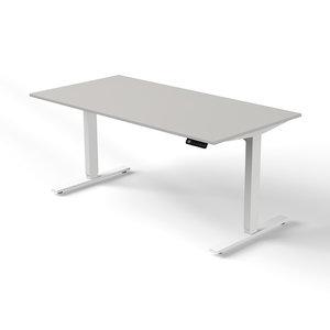 Kerkmann - Bureau Move-1 160x80cm licht grijs elektrisch verstelbaar