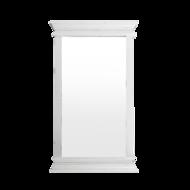 Nova solo - Spiegel Wittevilla wit hout 120x70cm
